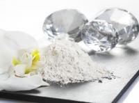 свойства драгоценных камней, бриллиантовая пудра, Gemology, Gemology Cosmetics, Гематит