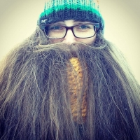 борода,Instagram