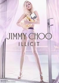 Jimmy Choo женский аромат, Jimmy Choo Illicit Flower аромат, Jimmy Choo новые ароматы 2016