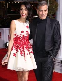 Амаль Клуни,джордж клуни
