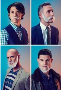 Миндо Циканавичус, bubbleissimo, борода, бородачи, ламберсексуал, ламберсексуалы, борода украсить, бороду украсил, побода украшения, борода из пены