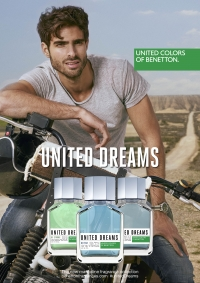 United Colors of Benetton, United Dreams, United Dreams ароматы, Benetton, Benetton аромат, Benetton духи, Benetton для мужчин