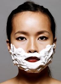 Facial Razor, женское бритье лица, зачем женщинам брить лицо, женское бритье лица, пушковые волосы на лице,