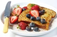 завтрак рецепты, завтрак на 14 февраля, завтрак на день влюбленных, тосты на завтра рецепты фото