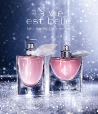 Lancome La vie est belle Eau de Toilette Florale аромат, La vie est belle Eau de Toilette Florale купить, La vie est belle Eau de Toilette Florale композиция, новые ароматы весна 2016, Lancome ароматы 2016