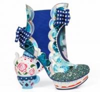 алиса в стране чудес туфли, женская обувь, Irregular Choice Alice in Wonderland,  Irregular Choice обувь