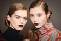 Christian Dior осень-зима 2016 фото, Dior осень-зима 2016 показ, Dior осень-зима 2016 макияж фото