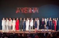 Aysina осень-зима 2016 коллекция фото, Aysina осень-зима 2016 показ фото, айсина осень-зима 2016 фото, Aysina осень-зима 2016 обзор фото