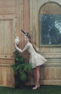 Алиса в Стране чудес, Алиса в Стране чудес фото, Vogue China 2016, Vogue China, Vogue Китай, Vogue Китай фото, Vogue Китай 2016