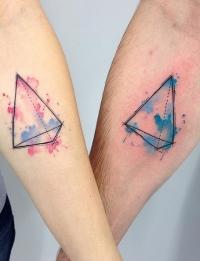 акварельные татуировки, татуировки тренды, татуировки цветные, татуировки разноцветные, татуировки маленькие, татуировки идеи, татуировки 2016, татуировки фото, татуировки красивые