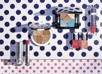 Dior Milky Dots Makeup Collection лето 2016 фото, Dior летняя коллекция макияжа 2016 фото, Dior лето 2016 фото, Dior  макияж летняя коллекция 2016