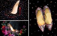 Christian Louboutin лето 2016 коллекция фото, Christian Louboutin обувь лето 2016,  Christian Louboutin Claire du Lune коллекция фото