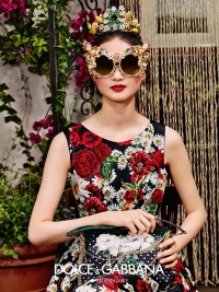 Dolce & Gabbana, Dolce & Gabbana очки, Dolce & Gabbana 2016, Dolce & Gabbana весна-лето 2016, Dolce & Gabbana фото, Dolce & Gabbana 2016, Dolce & Gabbana фото 2016