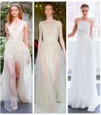 Bridal Fashion Week нью-йорк, Bridal Fashion Week 2016, Bridal Fashion Week 2017, свадебные платья, свадебные платья 2016, свадебные платья фото 2016, свадебные платья фото, свадебные платья пляжные