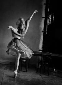Питер Линдберг, Питер Линдберг фото, Питер Линдберг 2016, Питер Линдберг работы, Питер Линдберг новые фото, New York City Ballet, New York City Ballet 2016