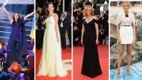 самые стильные звезды недели фото, Джамала евровидение 2016 фото, Амаль Клуни фото 2016, блейк лайвли фото 2016, ева лонгория фото 2016, каннский кинофестиваль 2016 фото