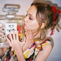 Лили-Роуз Депп chanel, Лили-Роуз Депп шанель, Лили-Роуз Депп аромат chanel, Chanel No.5 L'Eau аромат