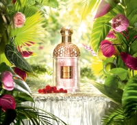 Flora Rosa Guerlain, Flora Rosa Guerlain 2016, женский аромат Flora Rosa Guerlain, Guerlain ароматы 2016