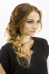 коса, коса бохо, коса модная, бохо прически, бохо прическа, коса урок, коса пошаговый урок, как прести косу, модные косы урок
