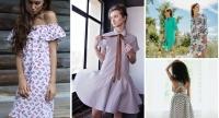мода весна-лето 2016, модные платья 2016 фото, какие платья модные летом 2016, платья украинские бренды, платья made in ukraine, лучшие платья на лето 2016