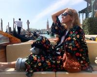 ксения собчак уход за кожей, косметичка собчак, ксения собчак mast-have косметика, ксения собчак Instagram
