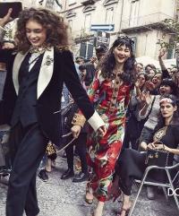 Dolce and Gabbana, Dolce and Gabbana осень-зима 2016, Dolce and Gabbana, Dolce & Gabbana, Dolce Gabbana, мода осень-зима 2016