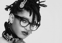 Уиллоу Смит фото 2016, Уиллоу Смит солнцезашитные очки Chanel, Chanel Eyewear осень-зима 2016