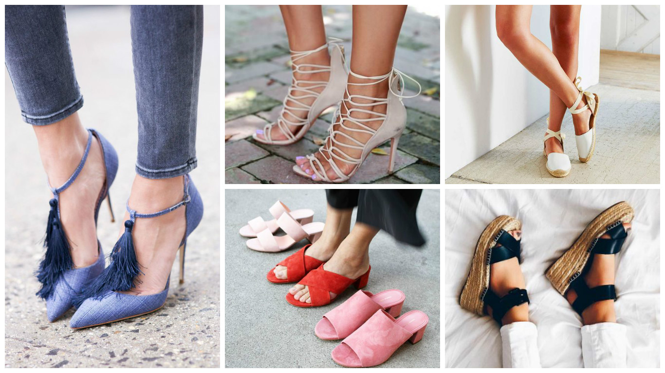 Тренды женской обуви 2017 с промокодом Купивип