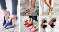 модная обувь лето 2016, модная обувь лето 2016 тренды, какая обувь в моде летом 2016, модные туфли на лето 2016, модные босоножки лето 2016