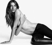 жизель бундхен Givenchy фото, жизель бундхен топлесс фото, жизель бундхен фото 2016