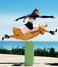 Джиджи Хадид, Джиджи Хадид фото, Джиджи Хадид 2016, Джиджи Хадид вог, Джиджи Хадид фотосессия, олимпиада 2016, олимпийские игры 2016