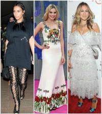 Ани Лорак, Ким Кардашьян, Сара Джессика Паркер, самые стильные звезды, самые модные звезды фото, зведнвй стиль, стиль звезд, самые стильные звезды недели