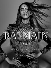 Balmain, Balmain парики, Balmain фото, Balmain осень-зима 2016, Balmain 2016, Balmain фото 2016, Balmain волосы, Balmain осень 2016, Balmain зима 2016
