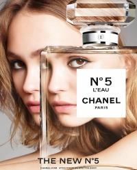Лили-Роуз Депп, Chanel #5