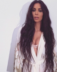 Ким Кардашьян в купальнике, Ким Кардашьян похудела, новые фото Ким Кардашьян