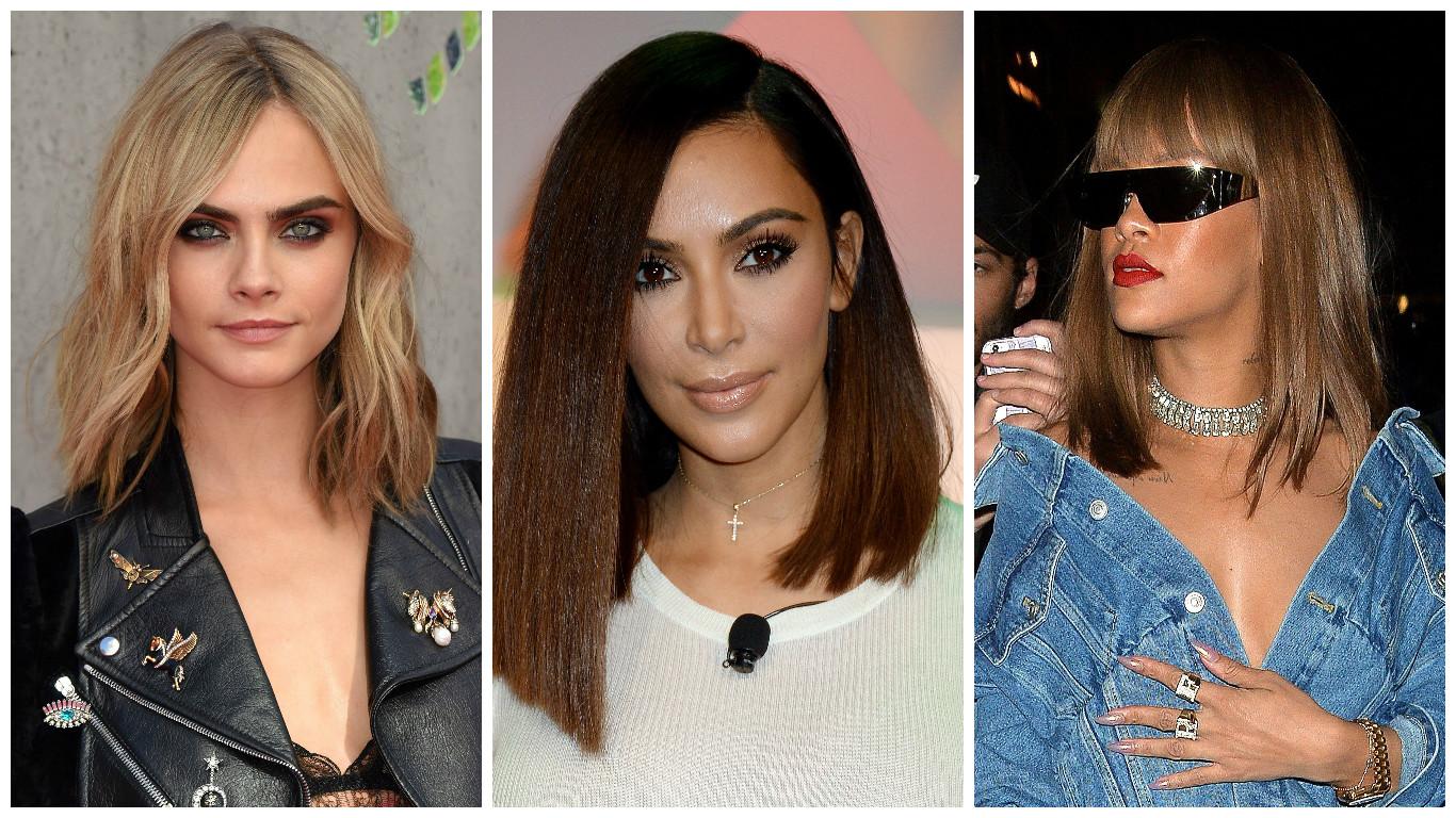 Какие причёски сейчас в моде 2017-2018 для девочек