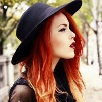 омбре, омбре рыжие, омбре на рыжие волосы