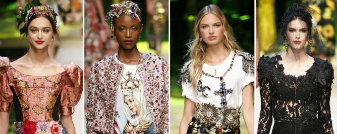 Dolce&Gabbana, Dolce&Gabbana коллекция, Dolce&Gabbana фото, Dolce & Gabbana одежда