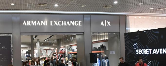 Armani,armani exchange