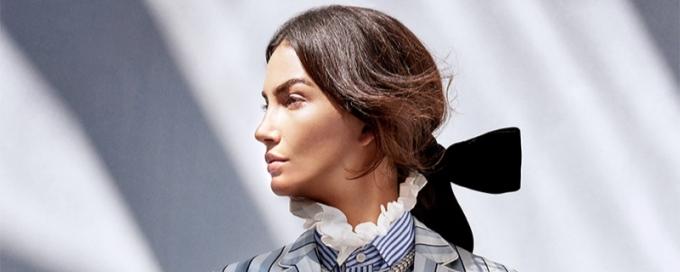 Лили Олдридж фото, Лили Олдридж новая фотосессия, Harper's Bazaar