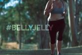 Жирок - вполне ок: инициатива BellyJelly призывает женщин не стесняться брюшка-желе