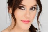 Она научит: Лиза Элдридж показала два простых урока макияжа с палеткой Auda City in London