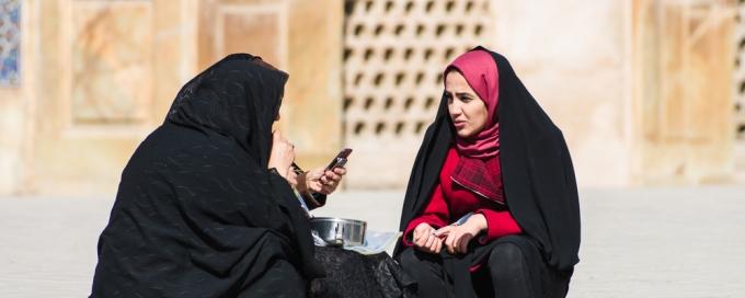 Клип с женщинами из Саудовской Аравии, Женщины Саудовской Аравии