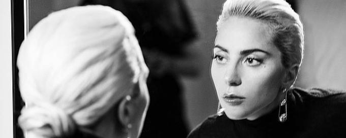 Леди Гага фото, Леди Гага Тиффани