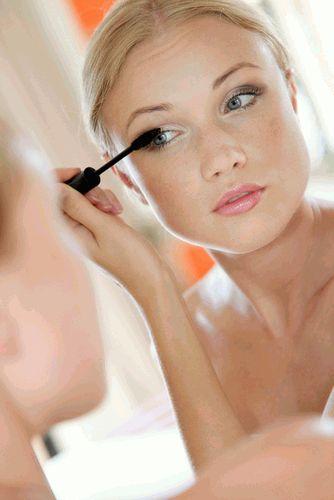 опрос макияж