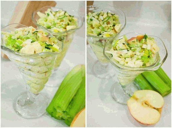 рецепты,салат,похудение