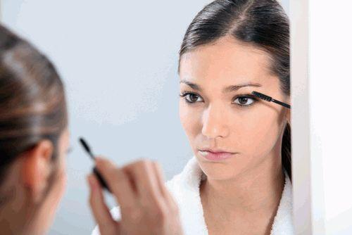 макияж,контактные линзы,глаза