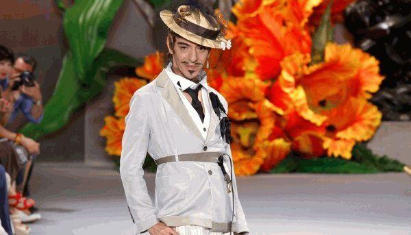 джон гальяно,мода,скандал