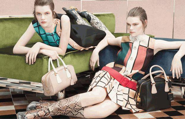 сумки,тренды,осень 2012