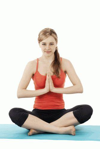 йога,инструктор